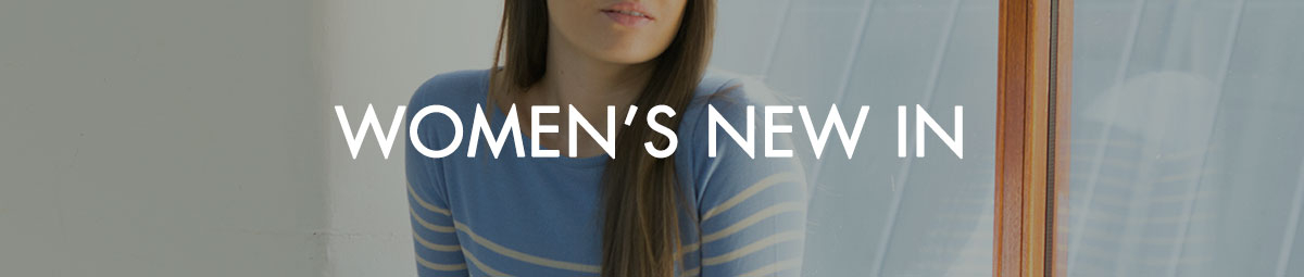 Women's New In