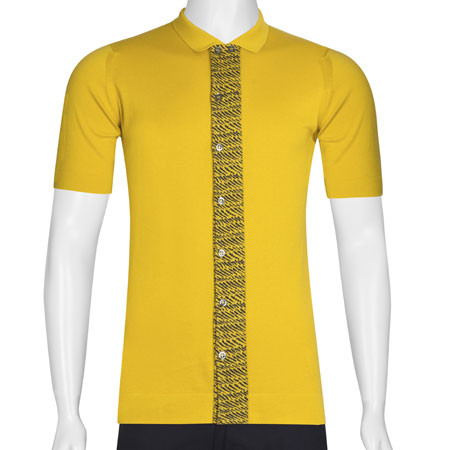 Ackington in Tailors Yellow/Navy