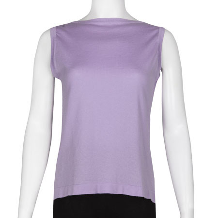 Ana In Pintuck Lilac