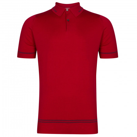 Beecroft in Contour Red