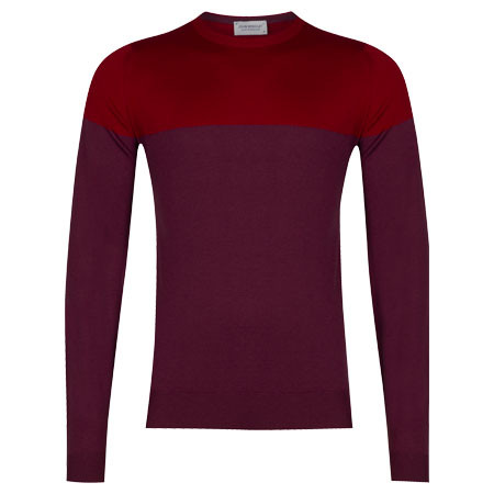 Chaldon In Bordeaux/Thermal Red