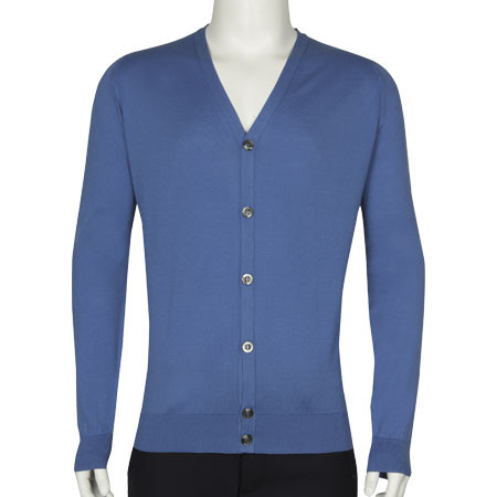 Iseo in Chambray Blue