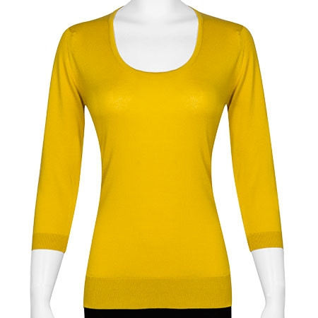 Island in Mineral Yellow