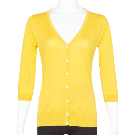Maida in Tailors Yellow