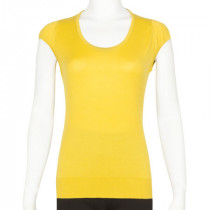 Carly in Tailors Yellow