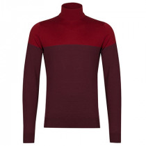 Iago in Bordeaux/Thermal Red