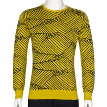 Seaham in Tailors Yellow/Navy