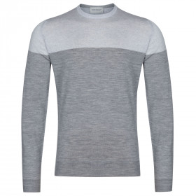 Chaldon In Silver/Bardot Grey