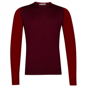 Hindlow in Bordeaux/Thermal Red