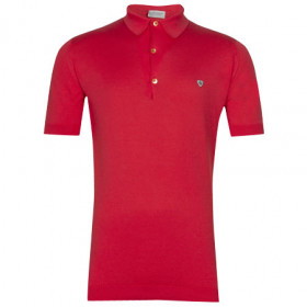 Rowfields in Hot Coral
