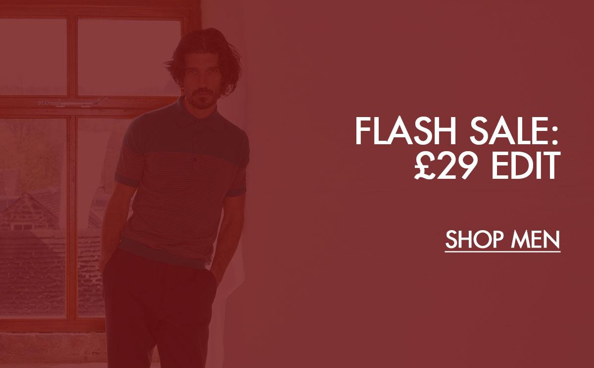 Men's Flash Sale