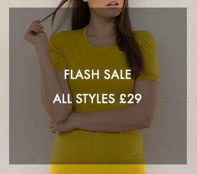 Women's Flash Sale