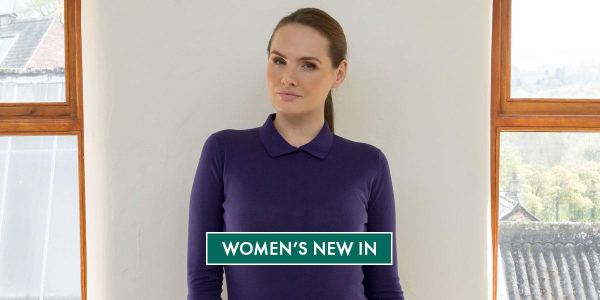 Women's New In