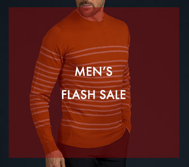 Men's Flash Sale