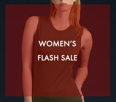 Women's Flash Sale