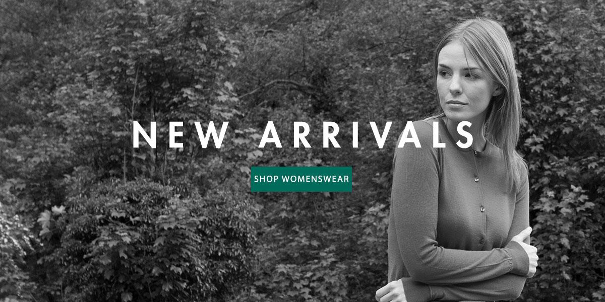 WOMENSWEAR - NEW ARRIVALS